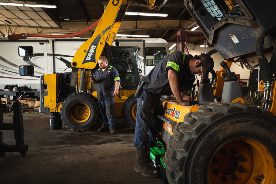 Agriculture & Construction Equipment
