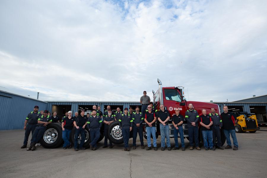 Helm Truck Team