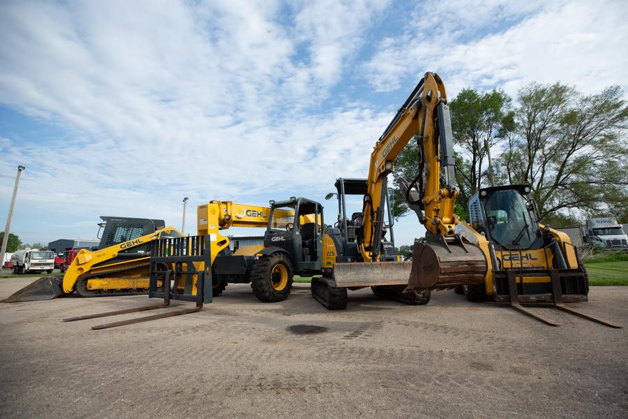 Compact Construction Equipment Rentals