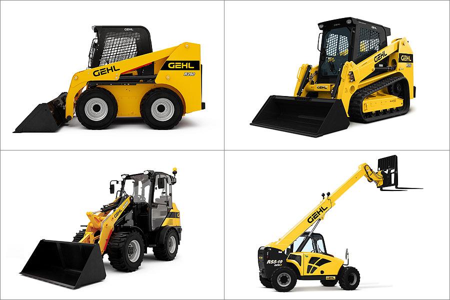 Compact Construction Equipment